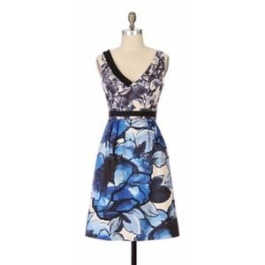 Anthropologie Moulinette Soeurs Garden Party Dress